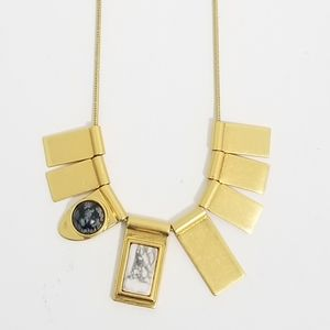Madewell Gold Tone Necklace